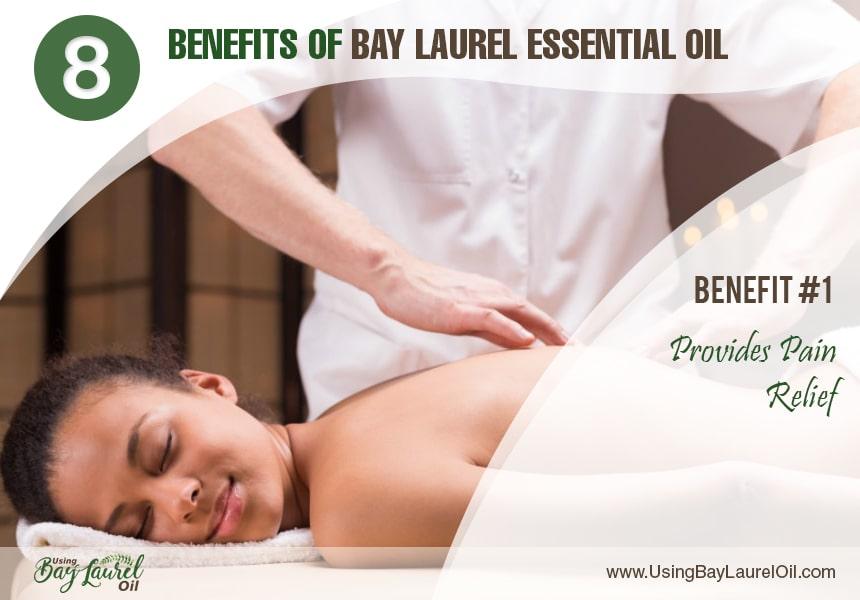 benefits of bay laurel oil